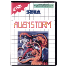 Alien Storm for Sega Master System