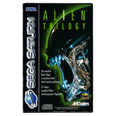 Alien Trilogy for Sega Saturn