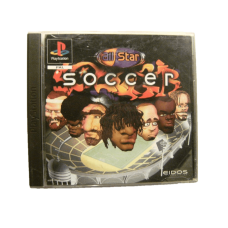 All Star Soccer for Playstation 1