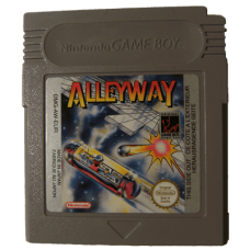 Alleyway for Nintendo Gameboy