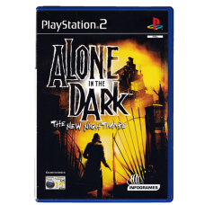 Alone In The Dark: The New Nightmare for Playstation 2