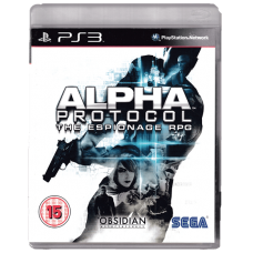 Alpha Protocol: The Espionage RPG for Playstation 3