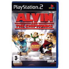 Alvin And The Chipmunks for Playstation 2