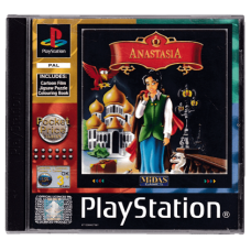 Anastasia for Playstation 1