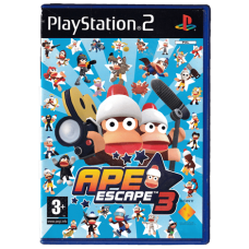 Ape Escape 3 for Playstation 2