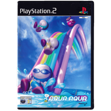 Aqua Aqua Wetrix 2.0 for Playstation 2