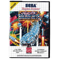 Arcade Smash Hits for Sega Master System