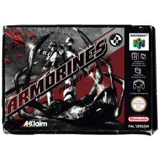 Armorines for Nintendo 64