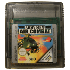 Army Men Air Combat for Nintendo Gameboy Color