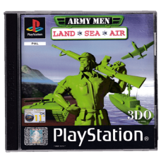 Army Men: Land Sea Air for Playstation 1