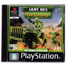 Army Men: Lock 'N' Load for Playstation 1