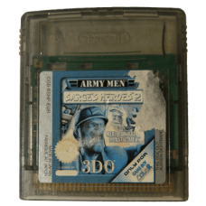 Army Men: Sarge's Heroes 2 for Nintendo Gameboy Color