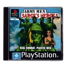 Army Men: Sarge's Heroes for Playstation 1