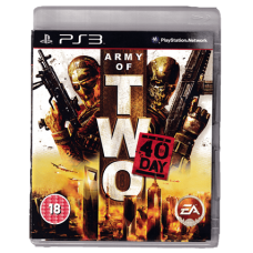 Army of Two: The 40th Day for Playstation 3