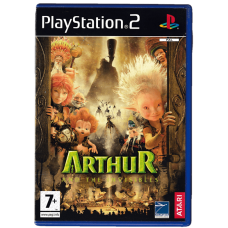 Arthur And The Minimoys for Playstation 2