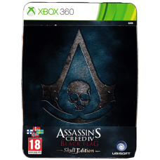 Assassin's Creed IV: Black Flag Skull Edition for Xbox360