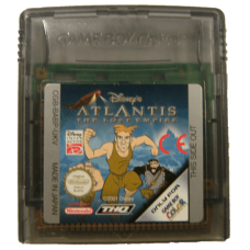 Atlantis for Nintendo Gameboy Color