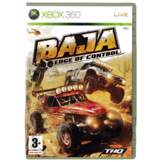 Baja: Edge of Control for Xbox 360