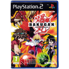 Bakugan: Battle Brawlers for Playstation 2