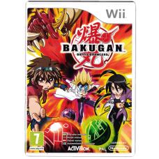 Bakugan: Battle Brawlers for Nintendo Wii