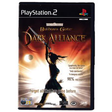 Baldur's Gate: Dark Alliance for Playstation 2