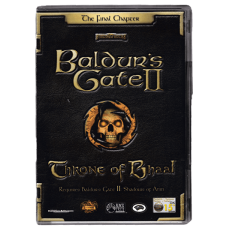 Baldur's Gate II: Throne of Bhaal for PC