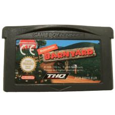 Barnyard for Nintendo Gameboy Advance