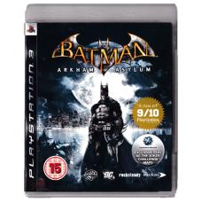 Batman: Arkham Asylum for Playstation 3