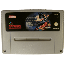 Batman Forever for Super Nintendo