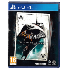 Batman: Return to Arkham for Playstation 4