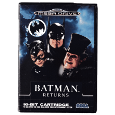 Batman Returns for Sega Mega Drive