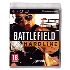 Battlefield: Hardline for Playstation 3