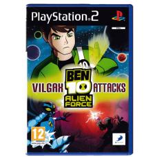 Ben 10 Alien Force: Vigilax Attacks for Playstation 2