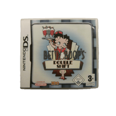 Betty Boop's Double Shift for Nintendo DS