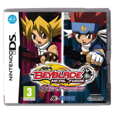 Beyblade Metal Masters: Cyber Pegasus for Nintendo DS