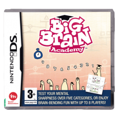 Big Brain Academy for Nintendo DS