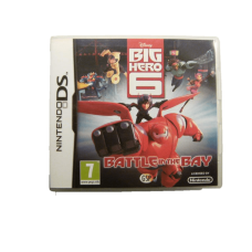 Big Hero 6 for Nintendo DS