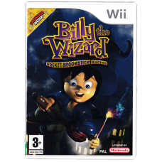 Billy The Wizard for Nintendo Wii