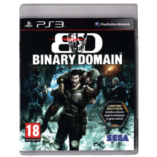 Binary Domain for Playstation 3