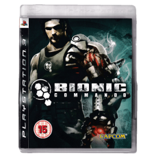 Bionic Commando for Playstation 3