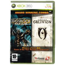 Bioshock + Elder Scrolls IV: Oblivion for Xbox 360