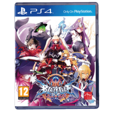 Blazblue Centralfiction for Playstation 4