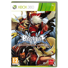 BlazBlue Continuum Shift for Xbox 360