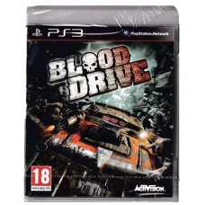 Blood Drive for Playstation 3
