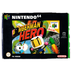 Bomberman Hero for Nintendo 64
