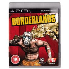 Borderlands for Playstation 3