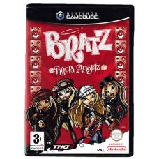 Bratz: Rock Angels for Nintendo Gamecube