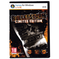 Bulletstorm Lim. Ed. for PC
