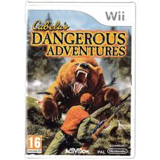 Cabela's Dangerous Adventures for Nintendo Wii