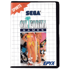 California Games* for Sega Master System